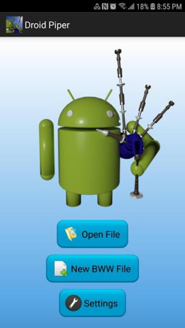 Droid Piper screenshot 1