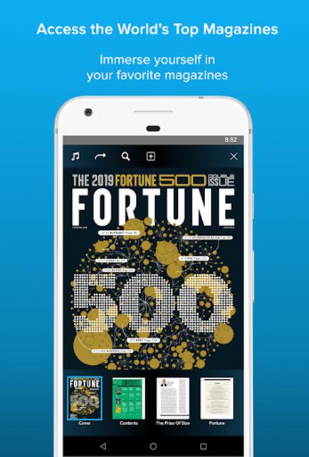 WEYV: Music, Podcasts & Magazines screenshot 4