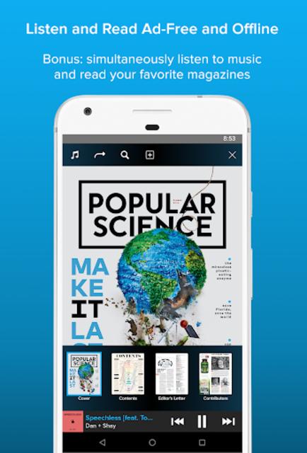 WEYV: Music, Podcasts & Magazines screenshot 5