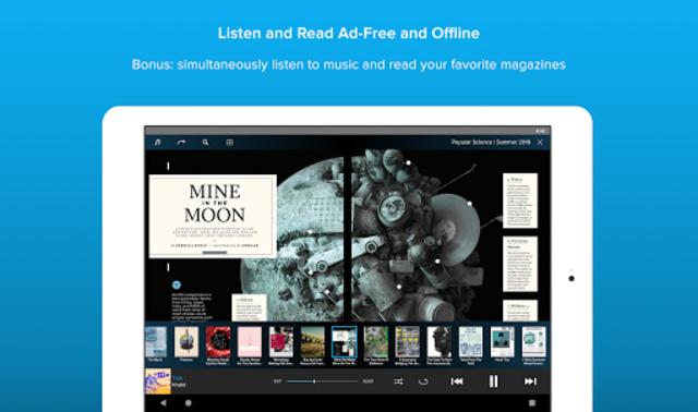 WEYV: Music, Podcasts & Magazines screenshot 10