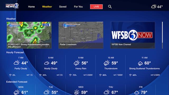 Channel 3 Eyewitness News WFSB screenshot 2