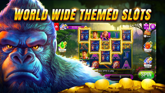 Neverland Casino Slots 2020 - Social Slots Games screenshot 1