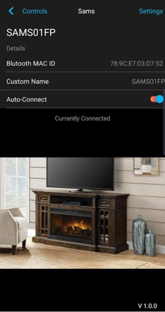 Whalen Premier Fireplace screenshot 5