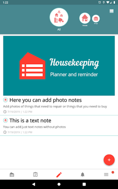 Housekeeping. Planner & reminder household chores screenshot 12