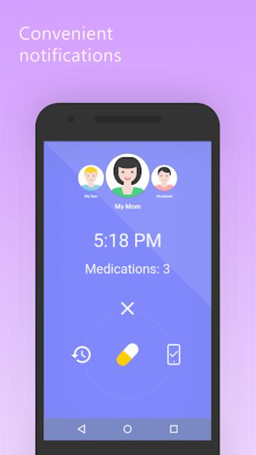Mr. Pillster pill box & pill reminder tracker rx screenshot 9