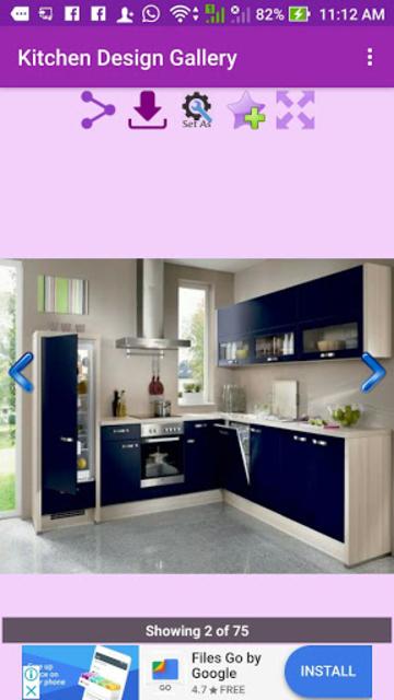 Kitchen Design Gallery screenshot 4