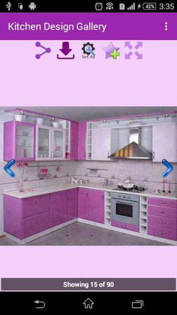 Kitchen Design Gallery screenshot 5