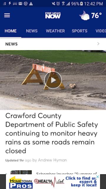 Erie News Now screenshot 2