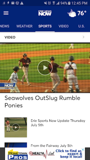 Erie News Now screenshot 4