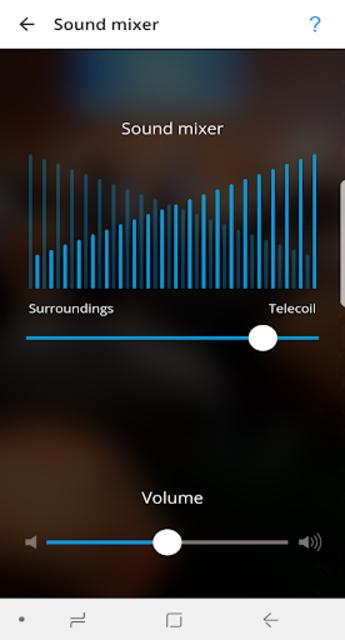 Widex BEYOND screenshot 3