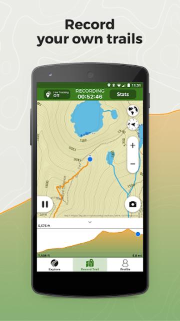 Wikiloc Outdoor Navigation GPS screenshot 2