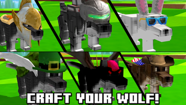 Wolf Craft screenshot 3