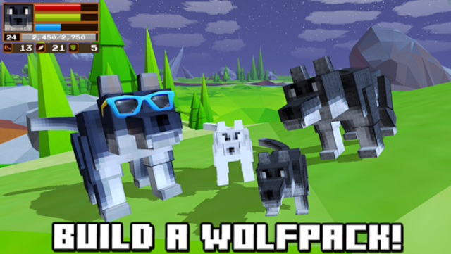 Wolf Craft screenshot 5
