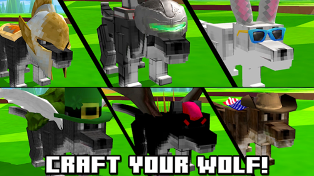 Wolf Craft screenshot 8