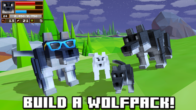 Wolf Craft screenshot 10