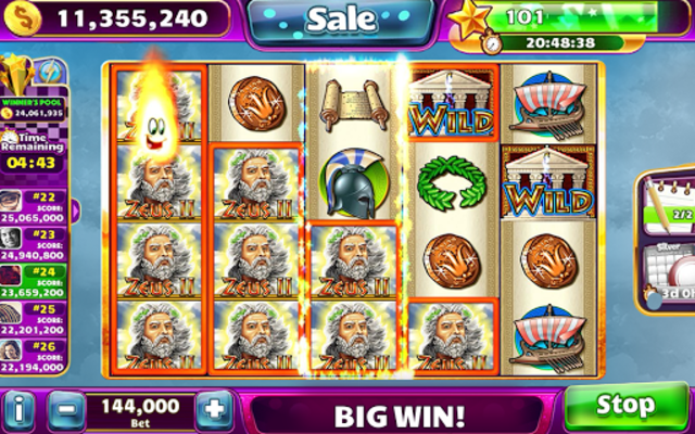 Jackpot Party Casino Games: Spin Free Casino Slots screenshot 10