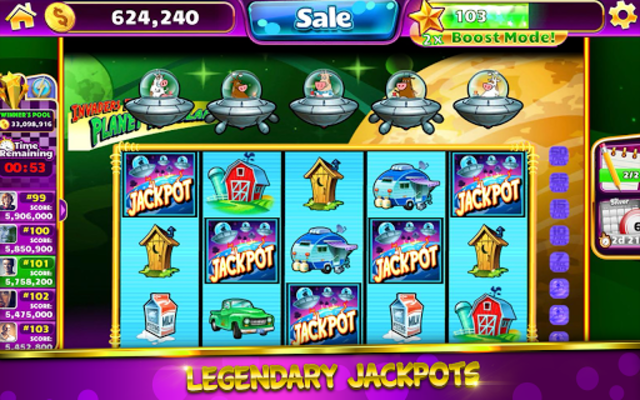Jackpot Party Casino Games: Spin Free Casino Slots screenshot 11