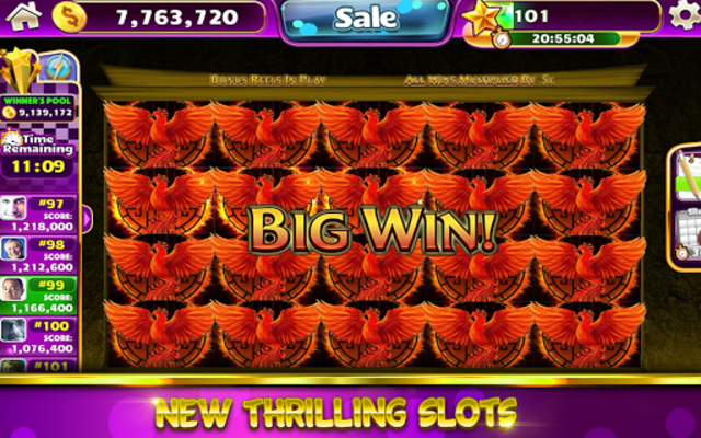Jackpot Party Casino Games: Spin Free Casino Slots screenshot 13