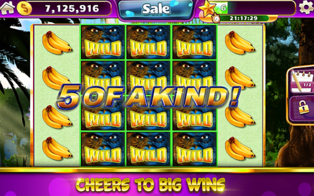 Jackpot Party Casino Games: Spin Free Casino Slots screenshot 20