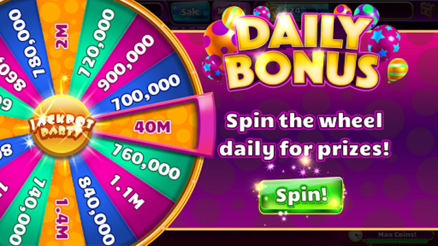 Jackpot Party Casino Games: Spin Free Casino Slots screenshot 8