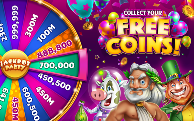 Jackpot Party Casino Games: Spin Free Casino Slots screenshot 9