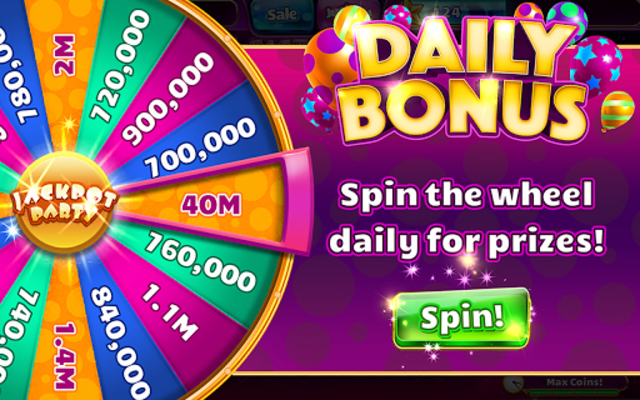 Jackpot Party Casino Games: Spin Free Casino Slots screenshot 24