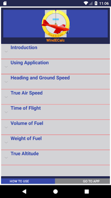 WindECalc screenshot 1