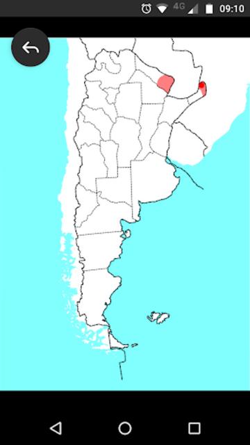 Birds Argentina and Uruguay screenshot 4
