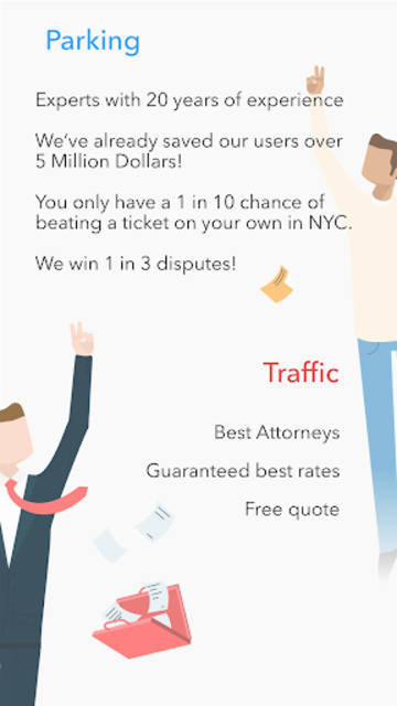 WinIt - Fight Your Tickets screenshot 4