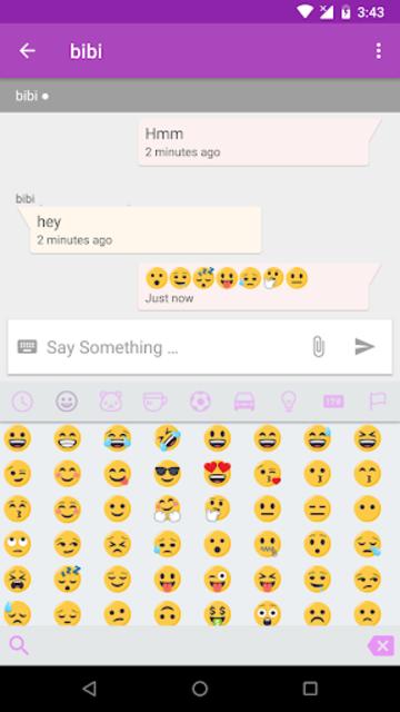 Messaging App screenshot 6