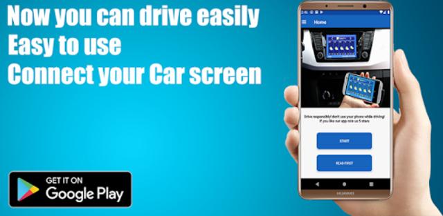 Mirror Link Car Screen screenshot 1