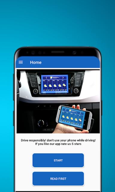 Mirror Link Car Screen screenshot 8