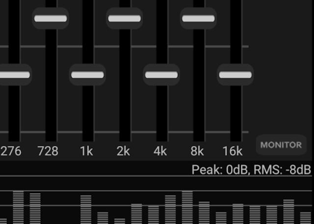 RE Equalizer 10-Band screenshot 4
