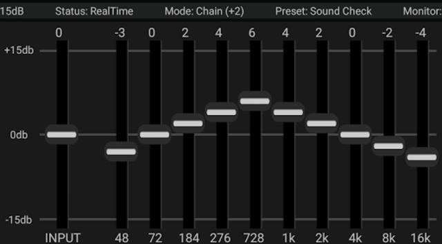 RE Equalizer 10-Band screenshot 5