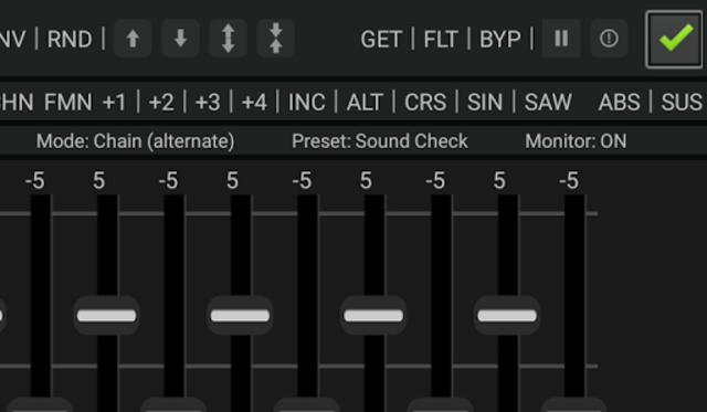 RE Equalizer 10-Band screenshot 3