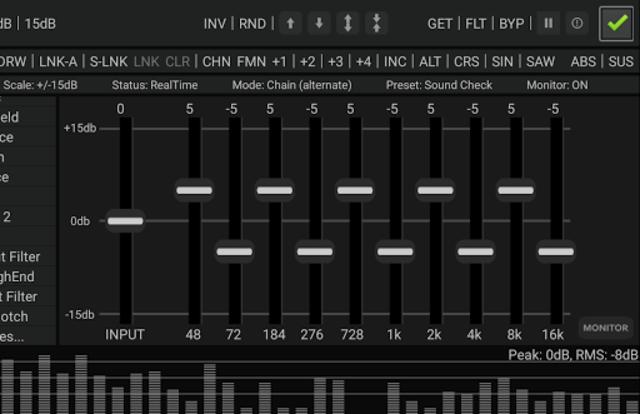 RE Equalizer 10-Band screenshot 6