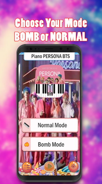 Piano BTS Game - Boy With Luv screenshot 3