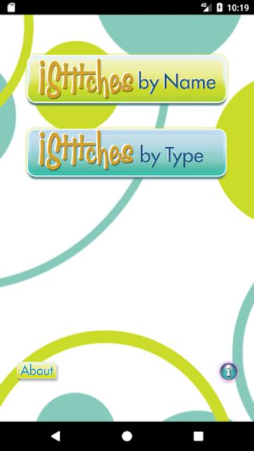 iStitches Volume One screenshot 1