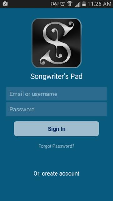 Songwriter's Pad™- Songwriting screenshot 8