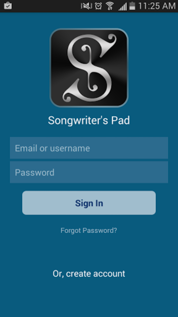 Songwriter's Pad™- Songwriting screenshot 16