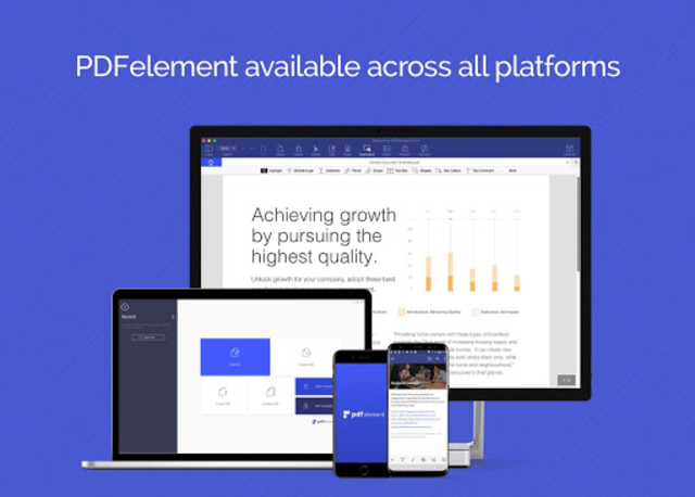 PDFelement - Free PDF Reader and Annotator screenshot 7