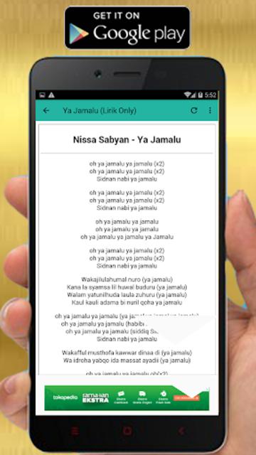 download gratis lagu ya jamalu versi sabyan
