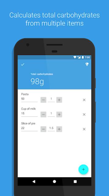 BG Monitor Diabetes Pro screenshot 3