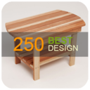 Icon for 250 Wood Table Design