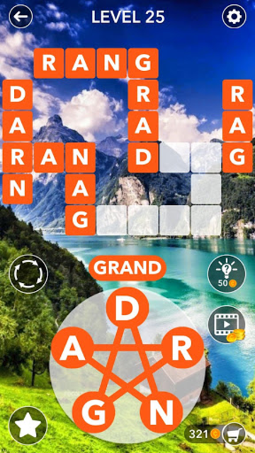Word Crossword Search screenshot 3