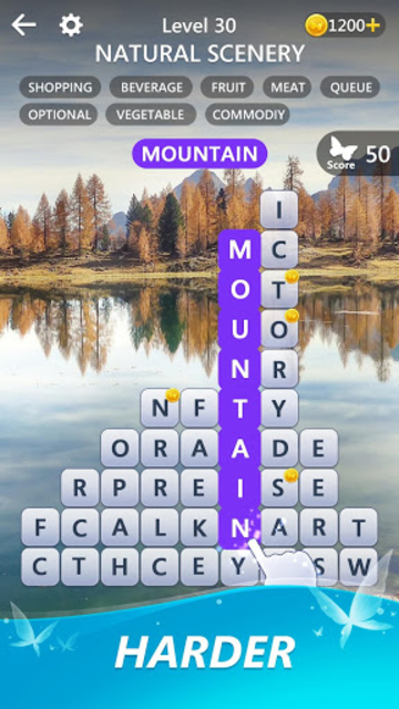 Word Search Journey - New Crossword Puzzle screenshot 2