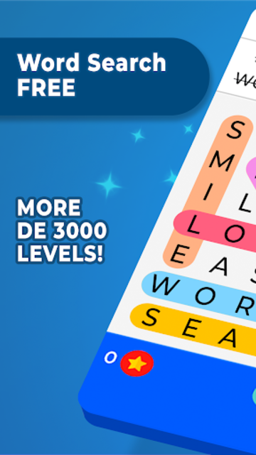 Word Search screenshot 1