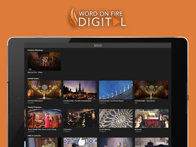 Word on Fire Digital screenshot 9