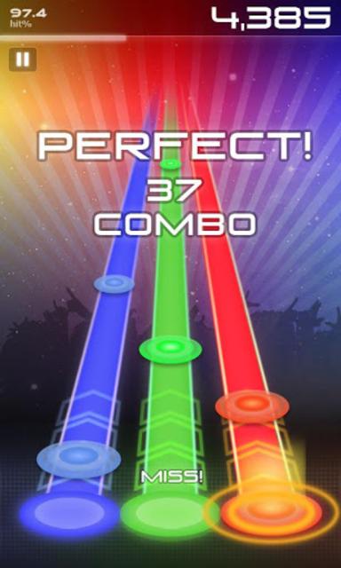 Music Hero - Rhythm Beat Tap screenshot 1