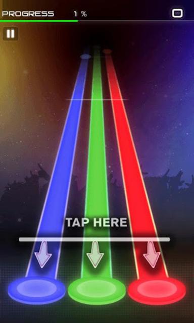 Music Hero - Rhythm Beat Tap screenshot 3